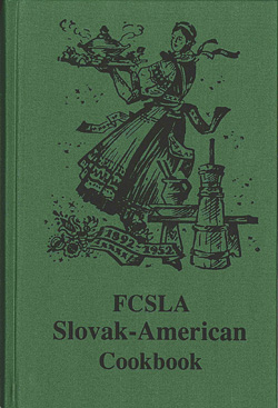 Slovak-American Cook Book